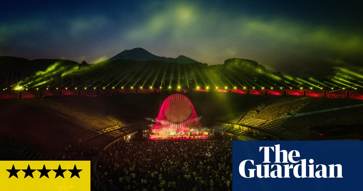 David Gilmour review – Pompeii rocks again | Music | The