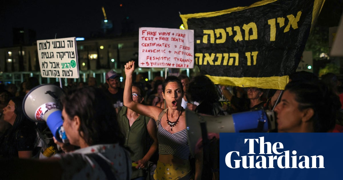 Israel: protests against renewed Covid restrictions as cases hit highest in months
