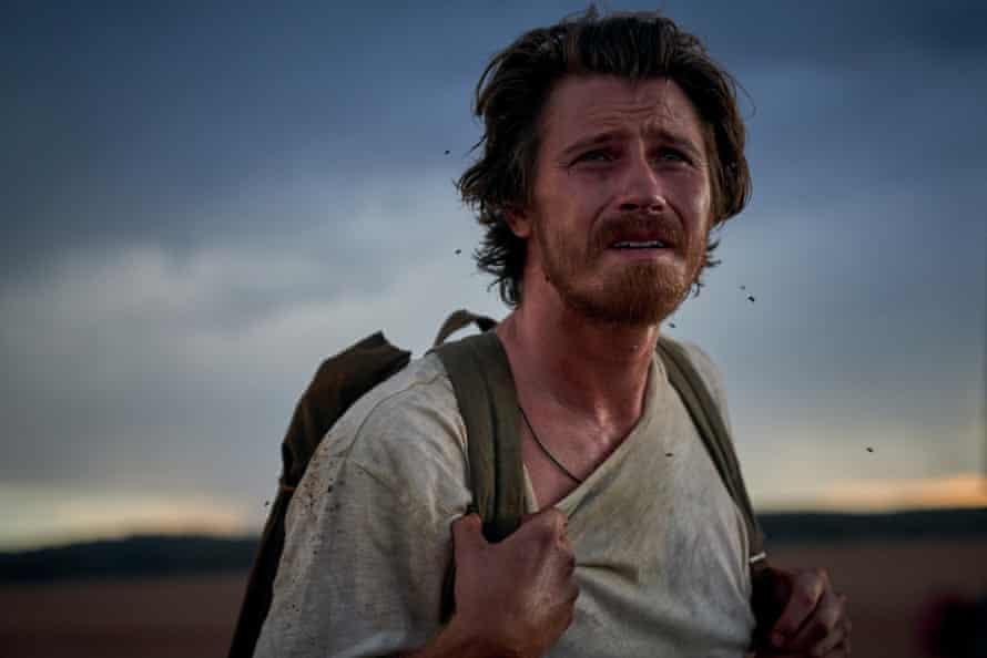 Garrett Hedlund as Lu in Gregor Jordan's adaptation of Dirt Music.