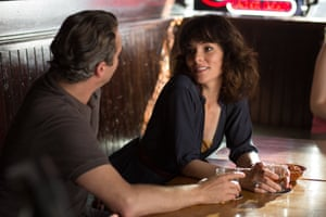 Woody Allen's Irrational Man (2015) features Joaquin Phoenix and Parker Posey (L-R) in Irrational Man. Posey plays Rita, colleague and occasional lover to philosophy professor Abe Lucas (Phoenix).