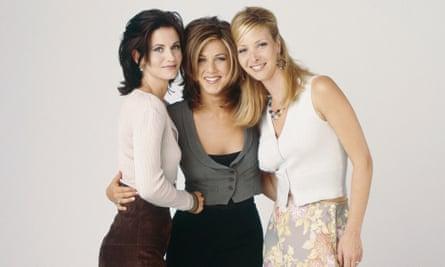 The Friends stars