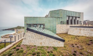 Tate St Ives reopened in October 2017 and attracted 11,000 visitors over the first weekend.