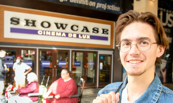 No stampede for seats as blockbuster returns to Bristol's cinemas | Film |  The Guardian
