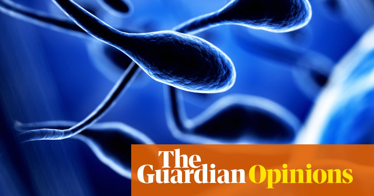 Falling sperm counts aren't as alarming as they sound