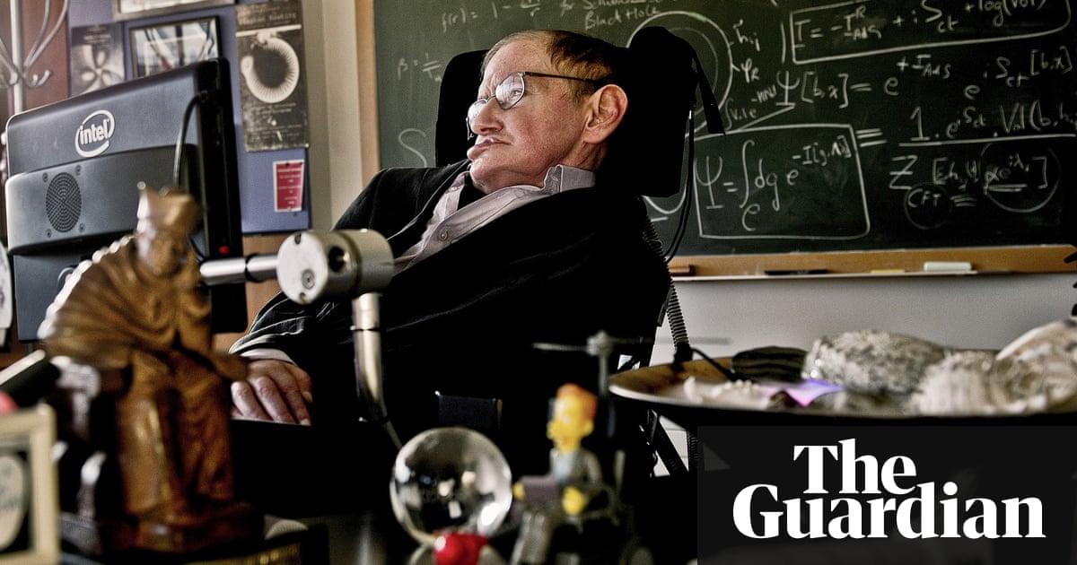 Stephen Hawking, science's brightest star, dies aged 76 – Trending Stuff