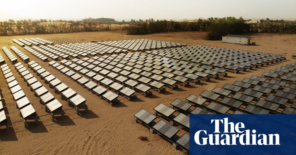 Out of thin air: can hydropanels bring water to parched communities?