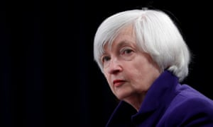 Yellen was appointed by Barack Obama in 2013 and has served just one term as Fed chair.