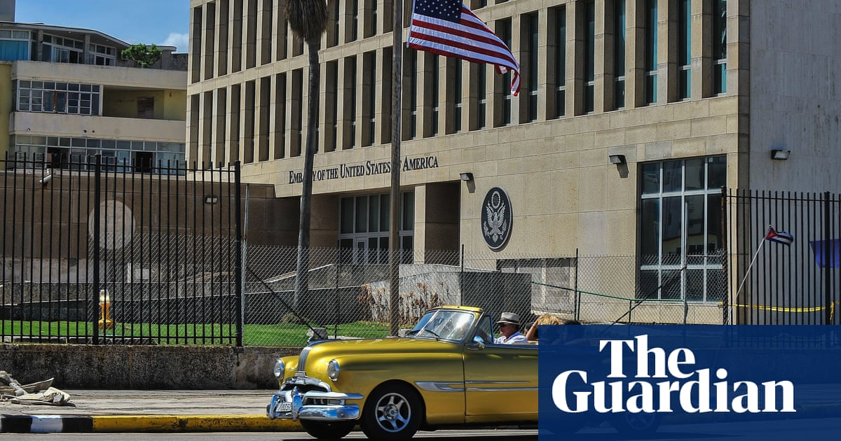 Cuban scientists say 'Havana Syndrome' theories 'violate laws of physics'