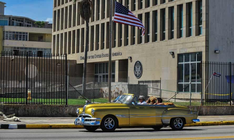 US diplomats in Havana, and some Canadian counterparts, reported a range of symptoms in 2016 and 2017 that a US reported said were probably caused by 'pulsed radio frequency energy'.