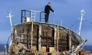 One of the Aldeburgh festival's all-time memorable events - 2013's Grimes on the Beach, with Alan Oke as Peter Grimes.