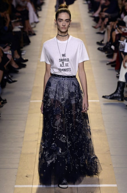 Dior 'We Should All Be Feminists' T-shirt