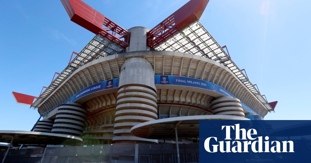 San Siro has no cultural interest and can be demolished. Sorry, what?