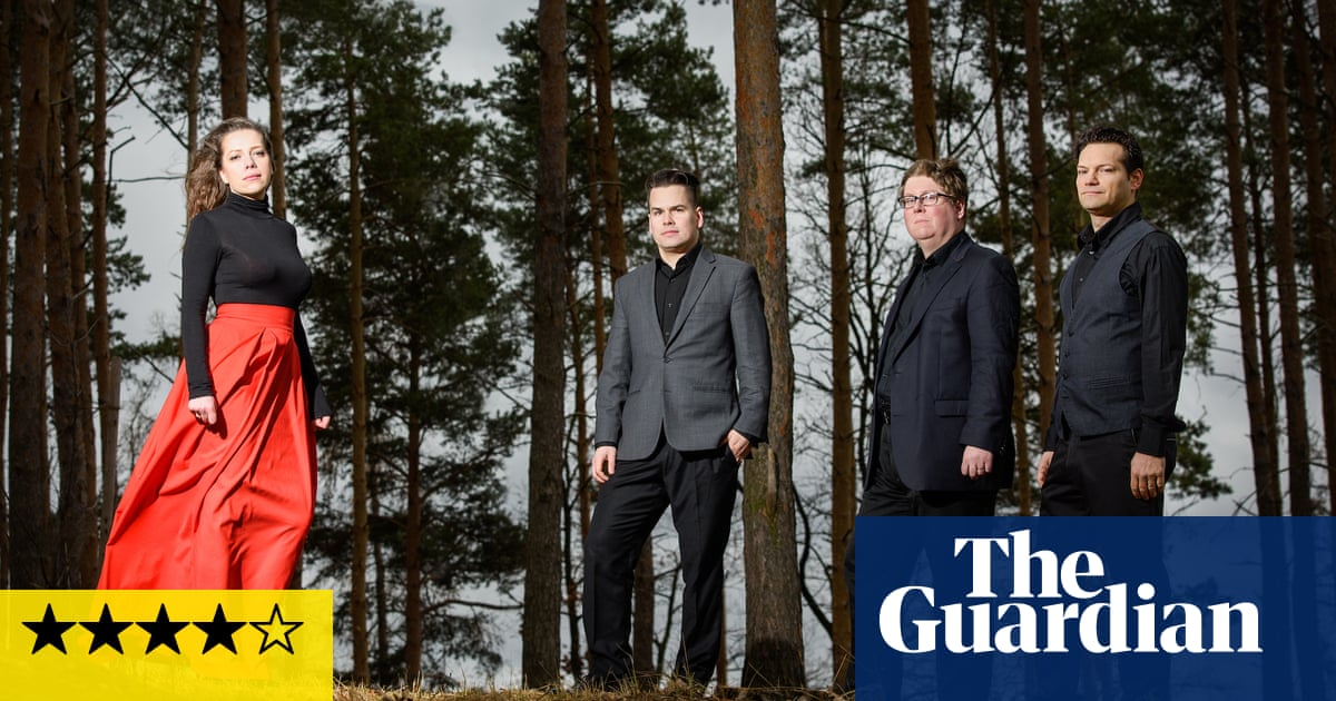32d71cb6663d Dvořák Suk  Piano Quartets CD review – earthy themes of big-hearted beauty