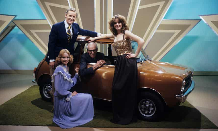 Parsons hosted the ITV quiz show Sale of the Century from 1971 to 1983.