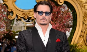 In Depp trouble ... the star will take on the role of a diplomat under house arrest after a sexual assault allegation.
