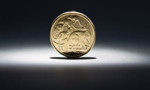 The Australian dollar is seen on foreign exchange markets as a kind of proxy for the Chinese economy