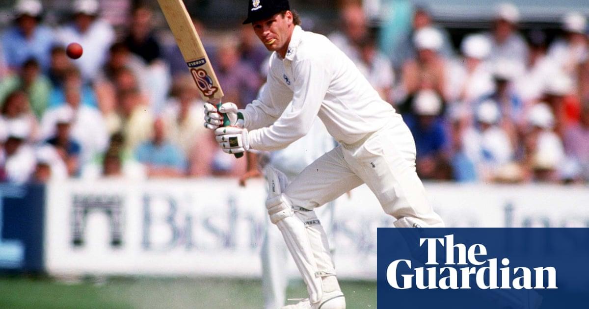 Dean Jones, brilliant attacking batsman and punchy character | Vic Marks