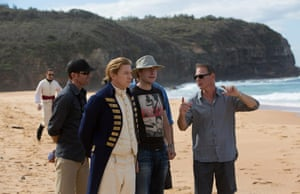 David Wenham plays Governor Arthur Phillip, who hopes to turn the settlement he has founded into a land of opportunity for all.