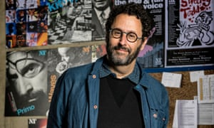 'The nightmare is in high gear' says Tony Kushner.