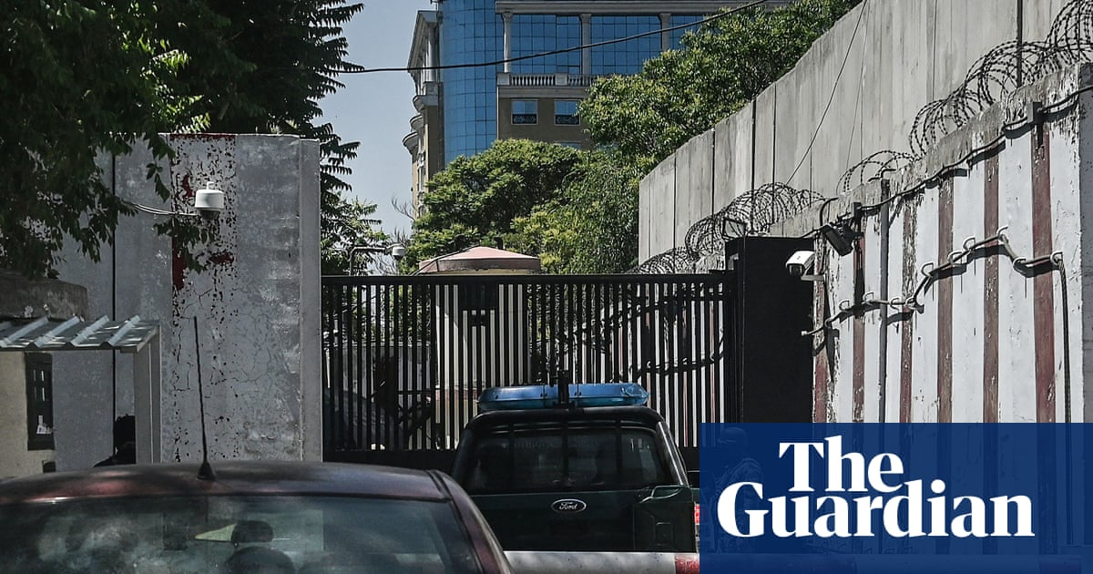 Taliban threaten Afghan security guards who work for Australian embassy in Kabul