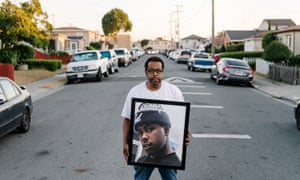 Joseph Alexander started the Facebook page Justice4Bunk after his son was killed in 2018