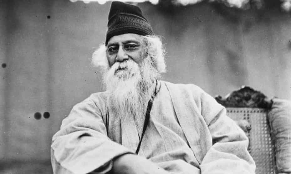Rabindranath Tagore appears in Roy's new novel, All the Lives We Never Lived.