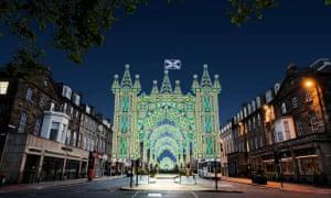 Street of Light, Edinburgh