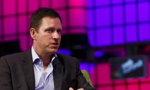Peter Thiel in 2014.