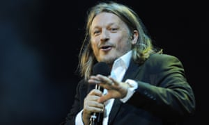 Richard Herring is among Pat Griffin's comedy advisers.