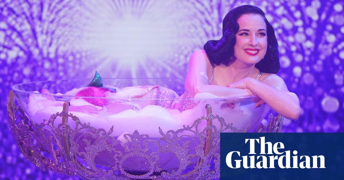 Dita Von Teese: 'Even when I was a bondage model, I had big-time boundaries'