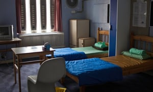 Closing the prison, says Narey, is about 'moving these women into the 21st century' … the first-night dorm, photographed in 2010.