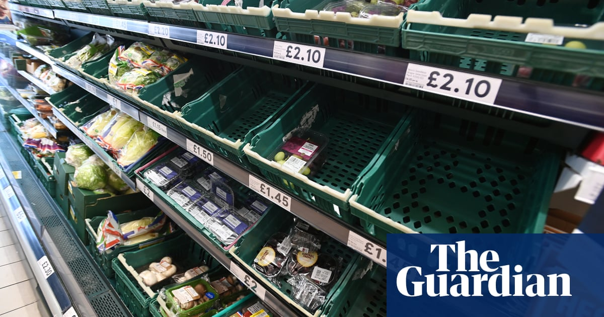 'Pingdemic': why supermarket supplies are coming under pressure