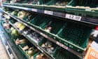 'Pingdemic': why supermarket shelves are half-empty again