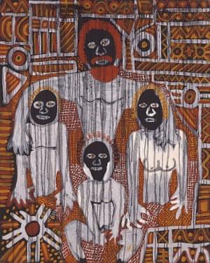 Ngirimimpi (2017) by Johnathon World Peace Bush