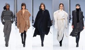Max Mara at Milan autumn/winter 2020