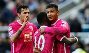 Newcastle United v Bournemouth - Premier League