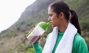 In the US, teenage girls and elderly people were the only groups of people identified as being protein-deficient.