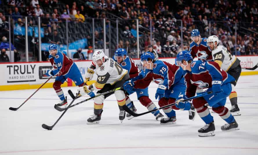 The Colorado Avalanche will probably be in for some exciting games