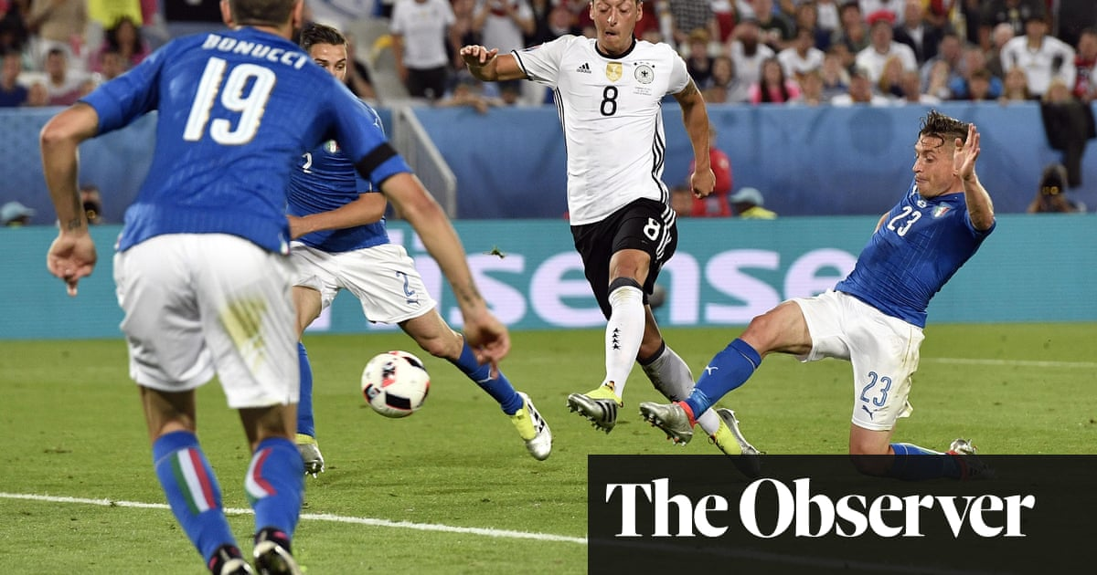 6afc7006c43 Germany beat Italy to reach Euro 2016 semi-finals after epic penalty ...