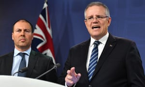 The treasurer, Josh Frydenberg, and the prime minister, Scott Morrison, allowed those affected by the coronavirus pandemic to have early access to up to $20,000 of their superannuation savings.