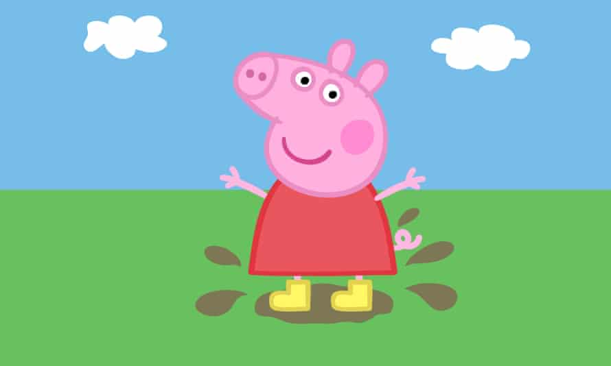 Compared to its domestic market, audience demand for Peppa in the US is 112% higher than in the UK.