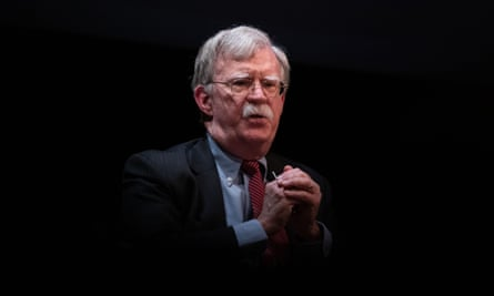 Bolton acknowledged that there was resistance to testing from other officials in the Trump administration. 'I think different people have different views,' he said.