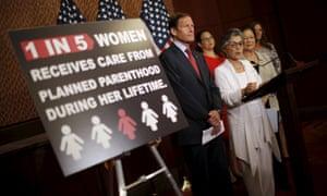 Planned Parenthood Senate