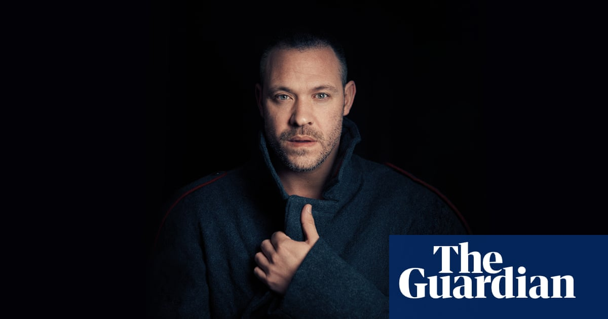 Will Young on prep school, PTSD and psychotherapy: 'Shame doesn't help anything'