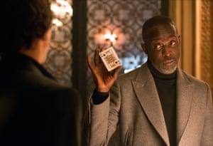 Williams in 2014 crime drama The Gambler