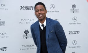 'Black women have the hardest gig in show business' … Chris Rock