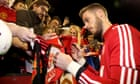 Manchester United confident David de Gea is ready to sign bumper deal