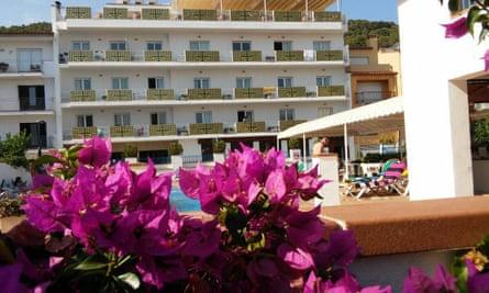 Hotel Santa Anna, l'Estartit