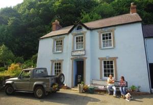 Dyffryn Arms, Pembrokeshire.