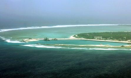 South China Sea Woody Island